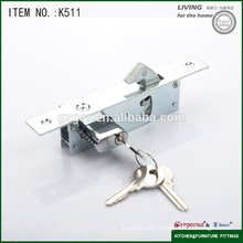 security hidden sliding door hook sliding lock